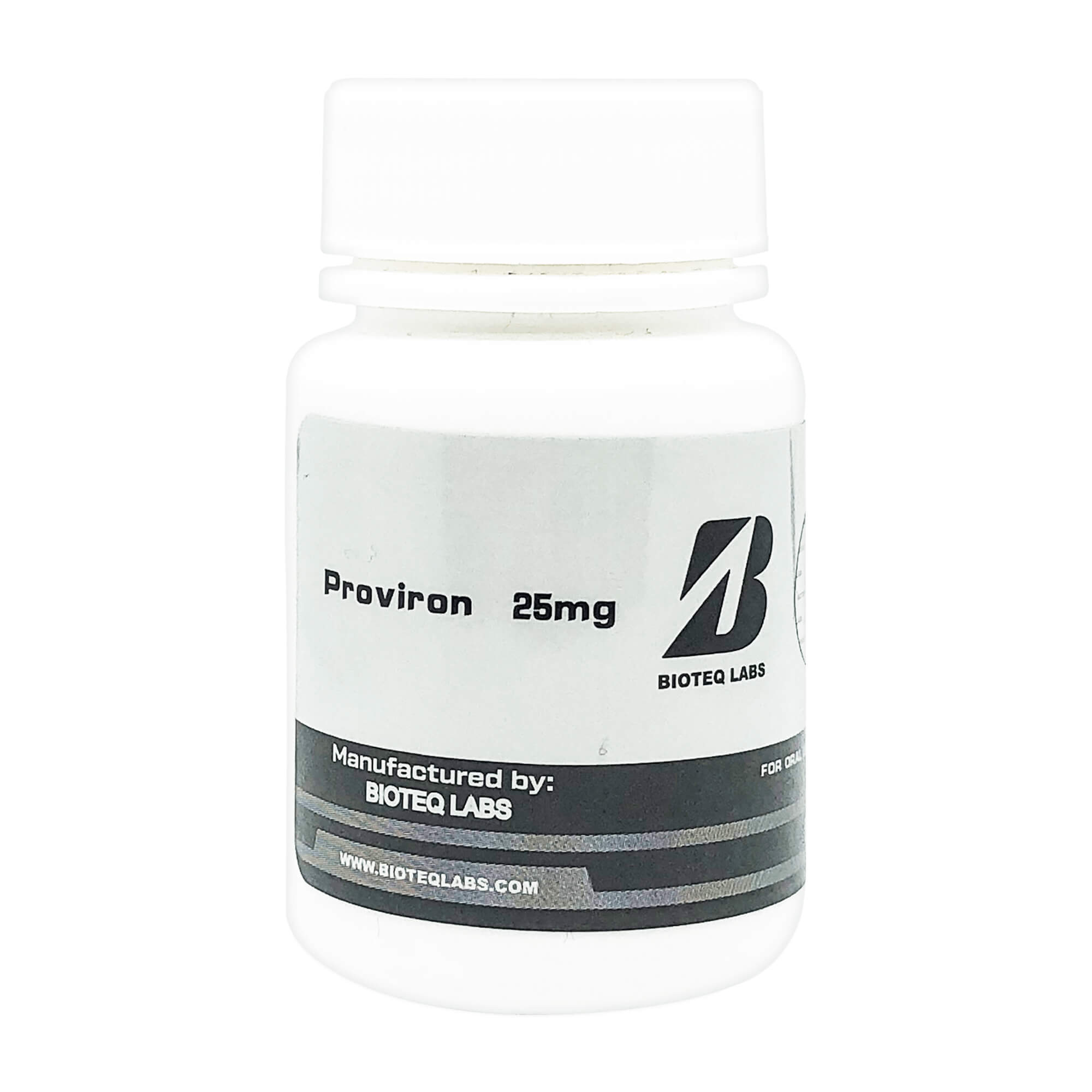 Proviron 25mg 50tabs - BioTeq Labs - LeCoqMusclé.com